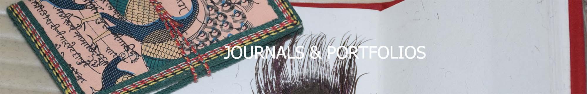Journals and Portfolios