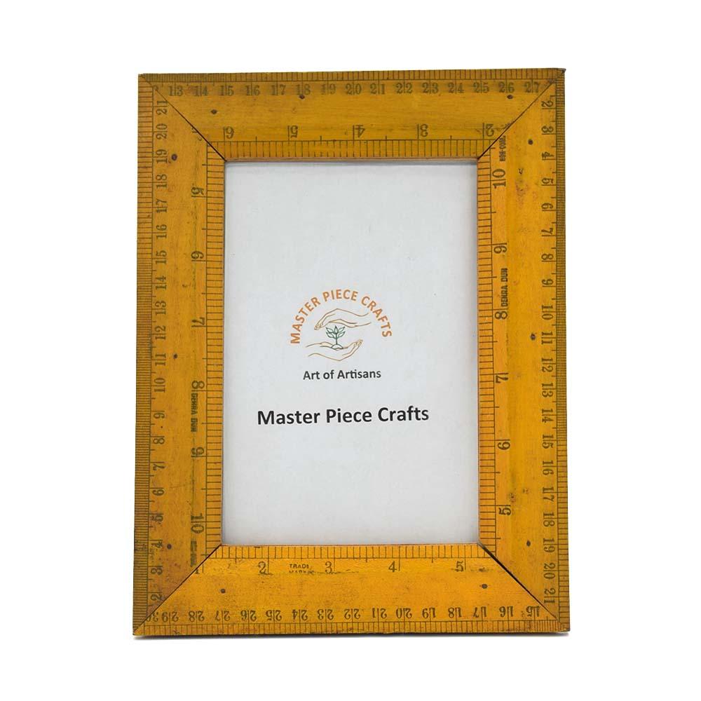 Math Scale Photo Frame